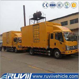 Forland lorry/cargo trucks 5 ton dimensions for loading