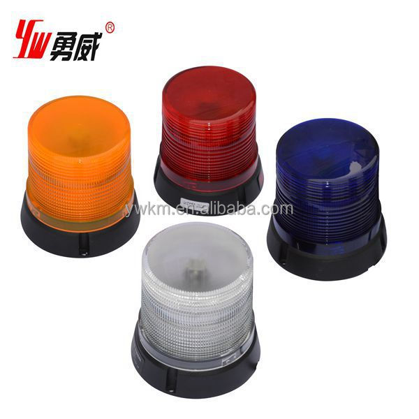 usb led warning strobe beacon lights for car,blue flashing beacons,12V,24V,220V
