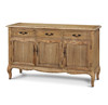 Antique Sideboard Furniture With Drawer Wooden Storage Cabinet