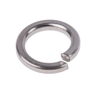 Hot sale low price good quality stainless steel JIS B1251 spring washer M8