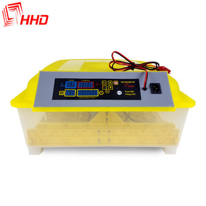 Automatic Digital 56 Eggs incubator in Mexico market sale well