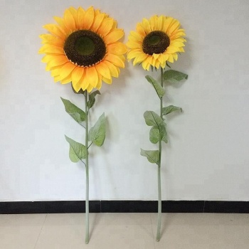 Long Stem Decorative Large Artificial