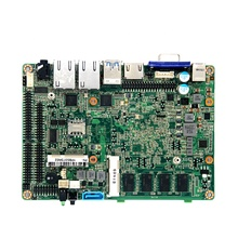 Intel Braswell cpu X86 industrial mainboard DDR3 ram mini pc board gigabyte lvds slot Industrie tablet PC motherboard