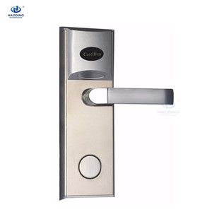 Classic Automatic Archie Design Entrance Smart RFID Hotel Door Lock