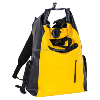 ca79b372b143 hot sale high quality PVC mesh dry bag   backpack for hiking caving surfing