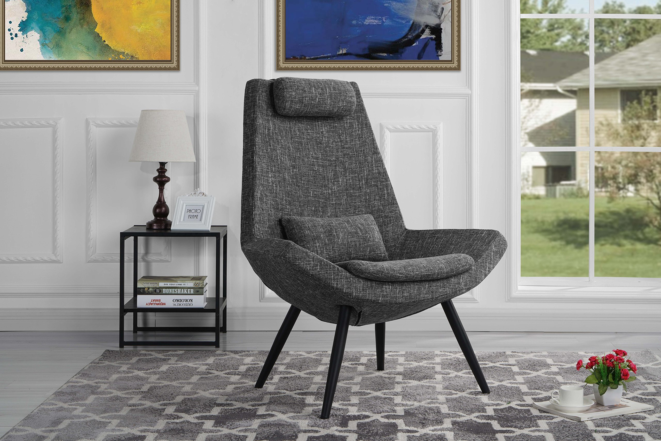 Swell Cheap Linen Accent Chair Find Linen Accent Chair Deals On Forskolin Free Trial Chair Design Images Forskolin Free Trialorg