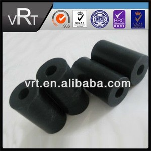 teflon products/black carton PTFE pressed pipes/teflon heat shrink tubing