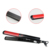 1 Inch Board Titanium Hair Straightener Infrared Hair Comb Straight Anion Auto Shut off Function
