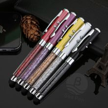 Professional Custom Branded Stylus LED Pen for business gift