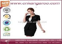 2014 women's work wear O collar office uniform