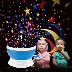 led light projector USB Supply Turning Sky Planetarium Astro Laser Star Projector Homestar LED Light