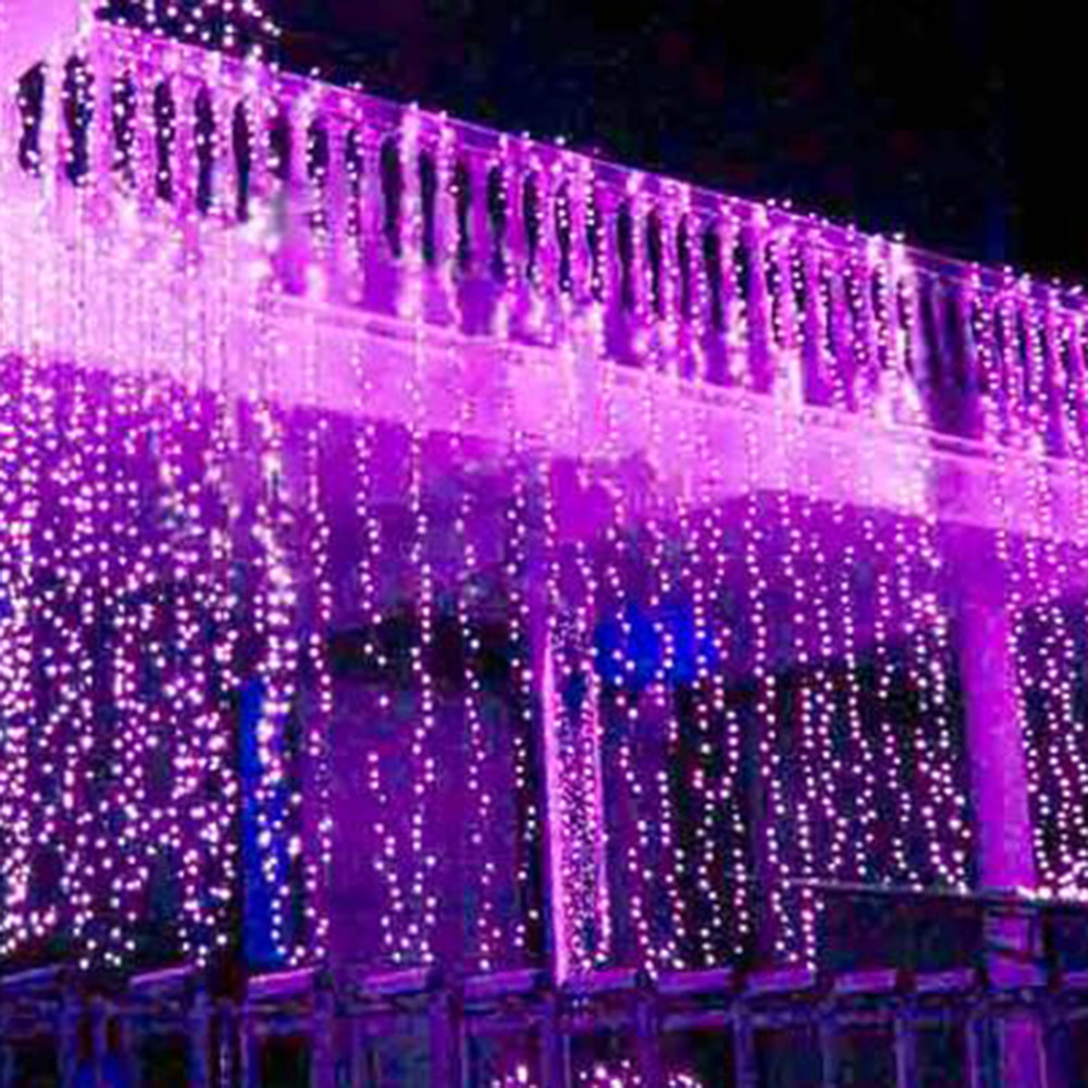 Whole High Quality 10m Super Long 100 Leds Copper Wire Lights 8 Modes Indoor Outdoor Home Decorative Wedding Party String Light Bulb