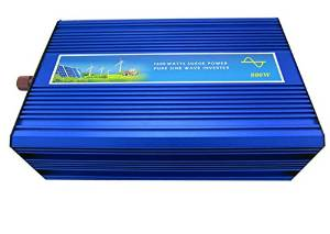 GOWE DC to AC inverter 800W off grid pure sine wave frequency inverter. 12V/24V DC to 100/110/120/220/230/240VAC .
