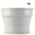 Wholesale 270ML  Food Grade Silicone Collapsible Coffee Cup