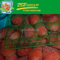 health chinese frozen organic fresh strawberry have a good sale in carton