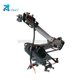 2018 New Educational Robot Arm Diy Robotic Plans Cylinder Small Kit Buy Educational Robot Arm Diy Robotic Arm Plans Cylinder Small Robotic Arm Kit