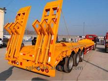best price low bed trailer dimensions Sold On Alibaba