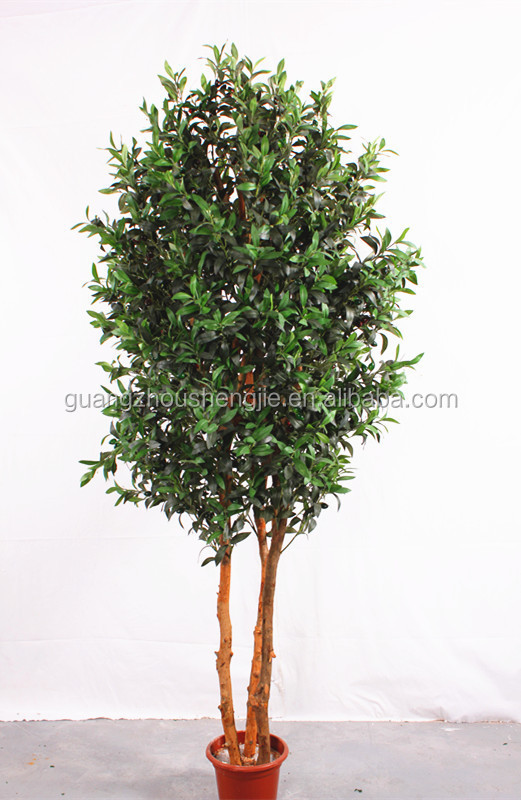 SJ0201111 large outdoor artificial plastic olive tree