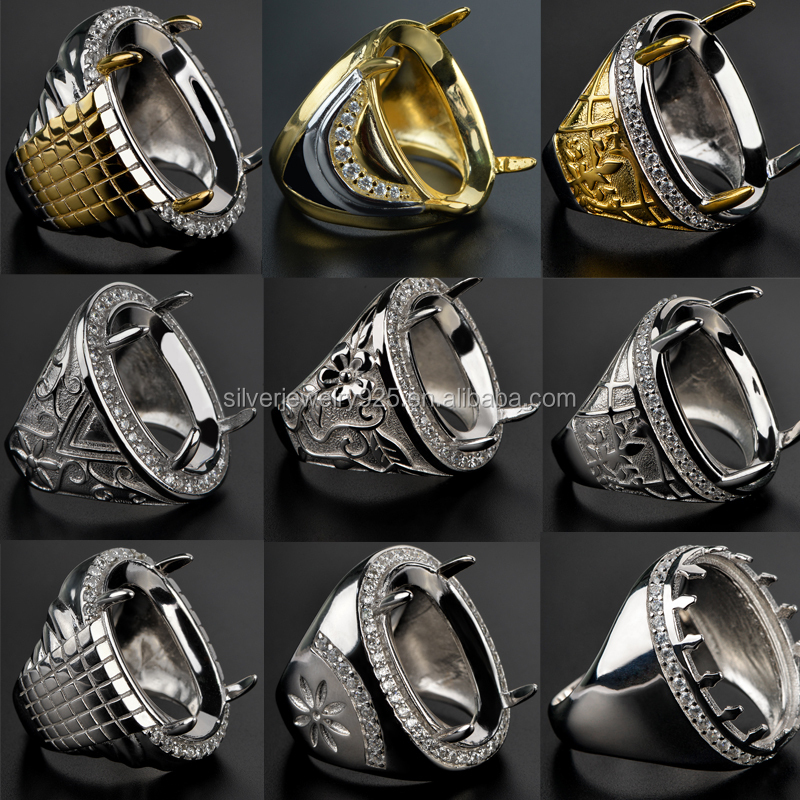 Latest Model Wholesale New Dubai Gold Ring Design for Men, View ...