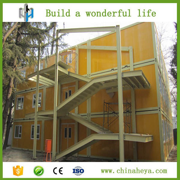 Waterproof EPS sandwich Panel prefab container house for Sale