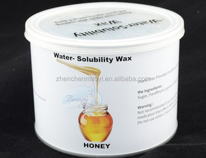 Wholesale 500g water-solubility hair removal honey wax for hair removal