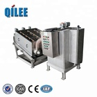 Multi plate sludge screw oil press machine for beverage and food