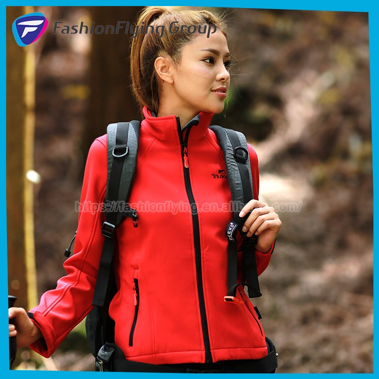 Fashion National Design Winter warmth Travel Jacket