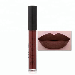 FOCALLURE Hot 37 Colors Option Matte Lipgloss Liquid Lipstick Wholesale Cosmetics Makeup Lipsticks High Quality