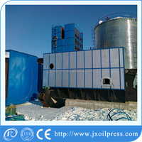 50TPD Soybean oil refinery in Russia