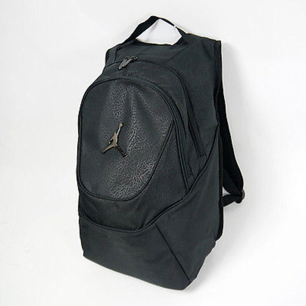 82bb0f4352ec32 Buy Nike Air Jordan Jumpman Sling Backpack Bag Black in Cheap Price ...
