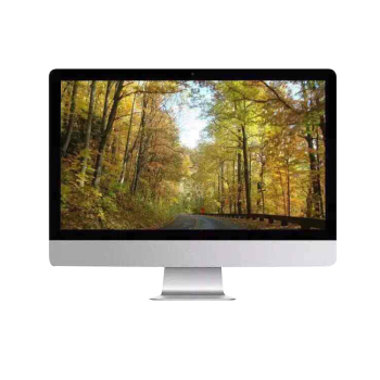 Cheap ALL IN ONE PC Core i5 Processor 4200U With Touch Screen