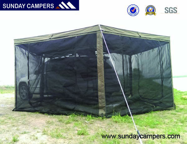 270 degree 4x4 car foxwing awning view foxwing awning sunday