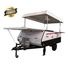 Recreational Trailer Builders Off Road Popup Camper for Sale