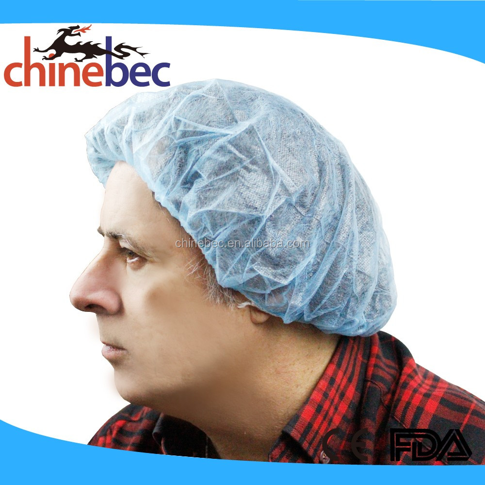 OEM Price Disposable Non Woven Bouffant Cap/Doctor Cap