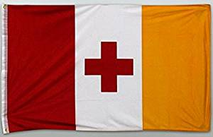 Kappa Alpha Order Official 3' X 5' Flag