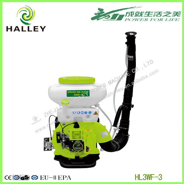 Agricultural Portable Knapsack Mist Blower Power Sprayer Pump Mist Duster Spraying Machinery Price HL3WF - 3