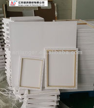 Blank Stretched Canvas Wooden Frame