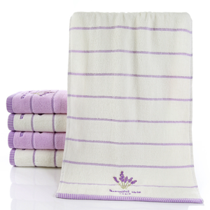 Factory price hotel use high end bath face washcloth