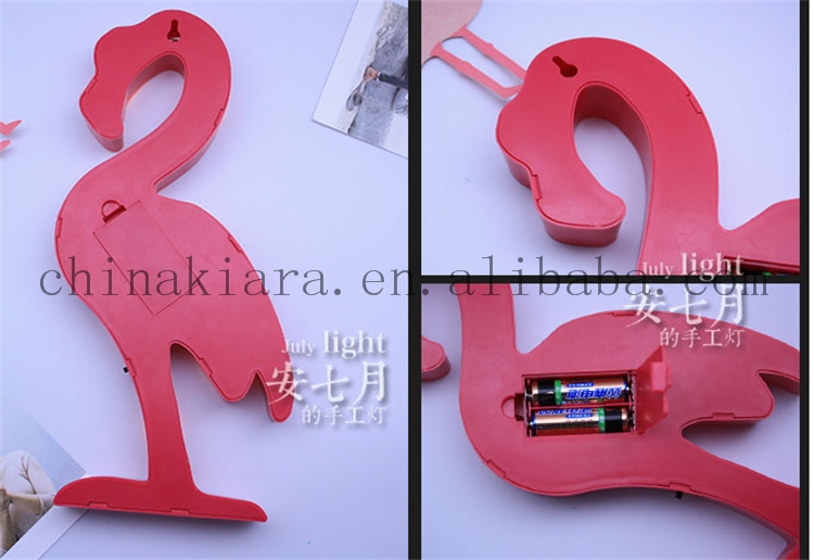 Hot sale Flamingo Led Marquee Signs