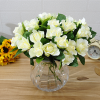 High Quality China Wholesale Fake Silk Flowers Artificial Flowers for Wedding for Home Decoration