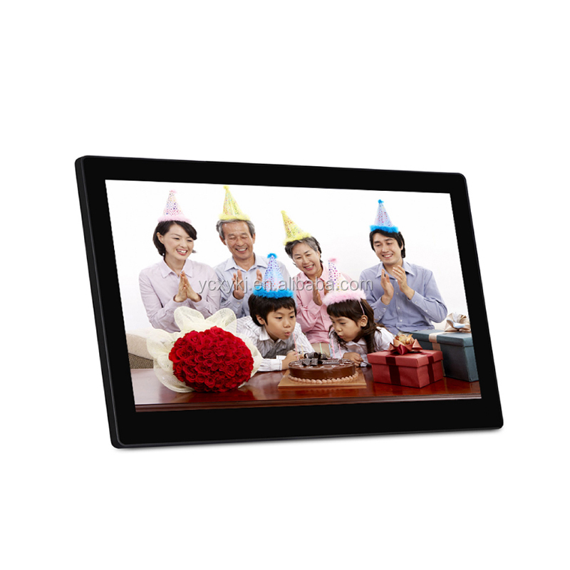 Hot sale cheap mp4 digital picture frame