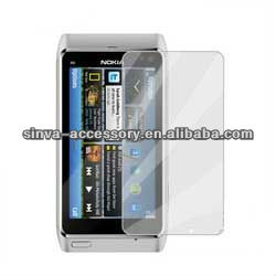 Matte screen protector film for Nokia 808