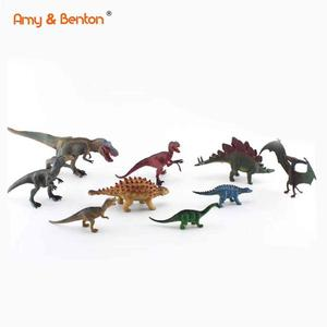 Factory direct sale mini small dinosaur toy plastic wholesale dinosaur toys