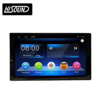 Hot selling 2din universal 7inch touch screen gps 1080p auto radio