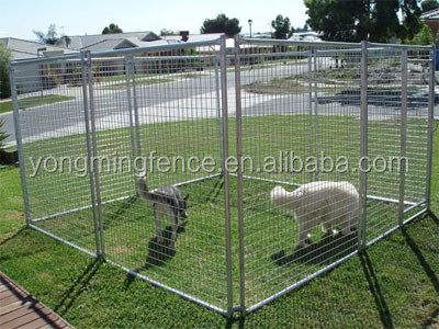 large dog kennel outdoor fence view portable dog fence xm product