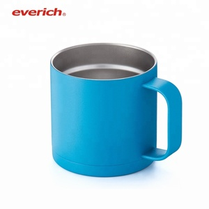 01027 Everich Luxury Coffee Cups 12OZ Stainless Steel