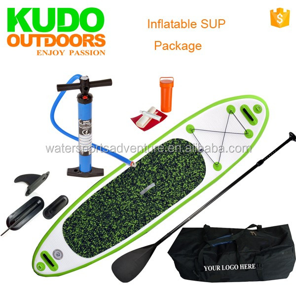 2016 cheap hot sale inflatable stand up paddle boards carbon