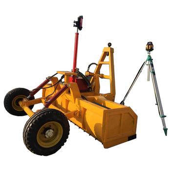Agricultural Laser Grader Farm Land Leveller Three Meter Soil Scraper - Buy  Level Land Leveling Machine,Laser Grader,Leveling Mahcine Product on