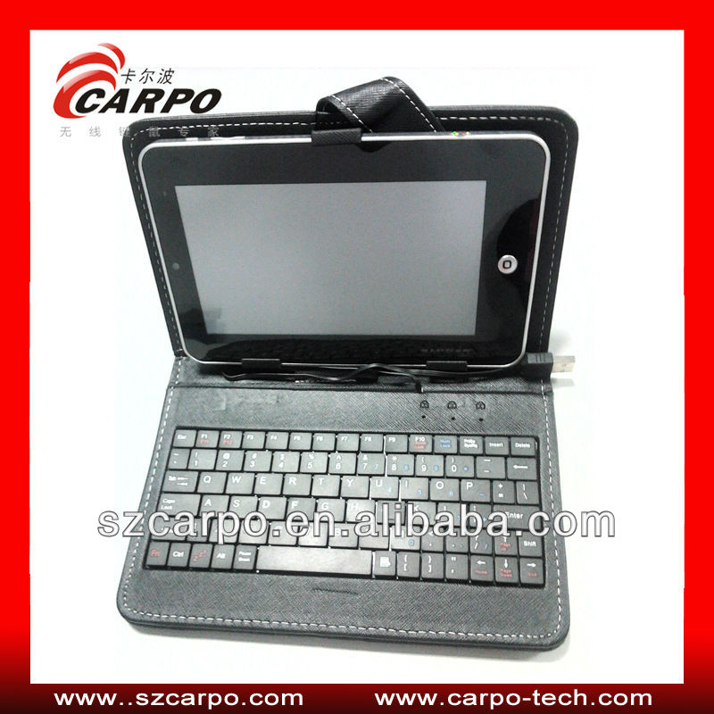 Mini wireless keyboard for android MID/tablet pc manufacturers from google