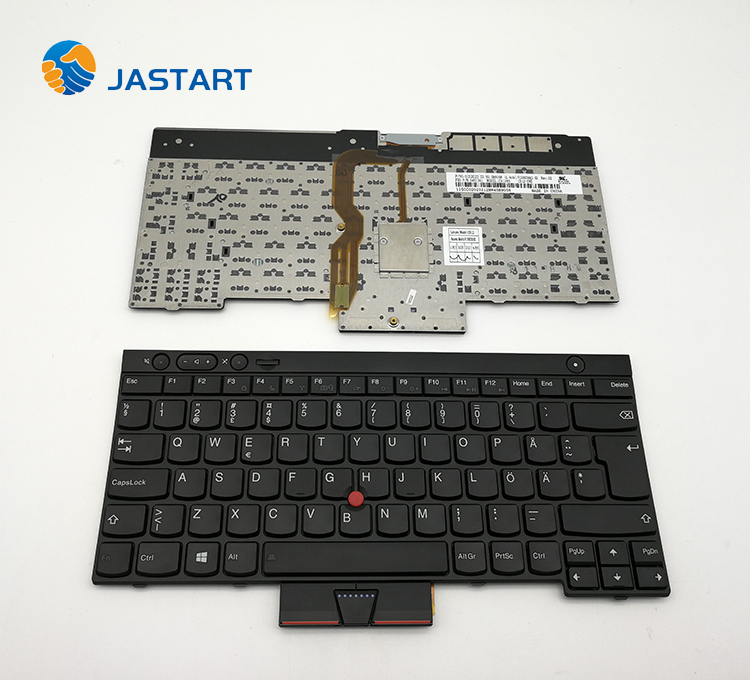04W6864 For IBM Lenovo Thinkpad T430 LCD Back Cover Left and Right Laptop Hinges